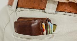 """Ukradł portfel, """"zakosił"""