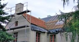 Pierwszy prywatny dom na starej Sadybie wpisany do rejestru zabytków z dotacją na remont