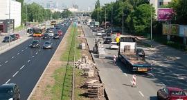 Czwarty (i ostatni) etap remontu ul. Powsińskiej. Utrudnienia komunikacyjne w weekend 20-23.VII.18