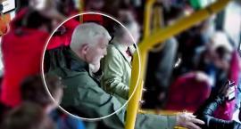 Ktokolwiek widział… To ten mężczyzna dopuścił się agresji w autobusie na Mokotowie