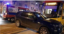 Warszawska Grupa Luka&Maro relacjonuje: groźny wypadek na rogu Wołoskiej i Dąbrowskiego