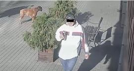 Ten mężczyzna ukradł rower, mimo że w pobliżu było wielu przechodniów
