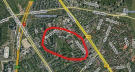 Sparaliżowane osiedle u zbiegu ulic Konstancińskiej i Limanowskiego