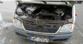 Palił mu się samochód, nie mógł go ugasić; pomogli strażnicy miejscy