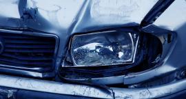 Śmiertelny wypadek na drodze w kierunku Mokotowa.