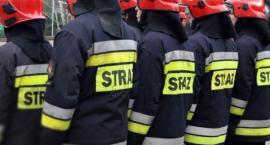 Pożar na Modzelewskiego - zginęła kobieta