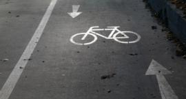 Odcinek nowej ścieżki rowerowej wyłączony z użytkowania