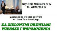 Wieczór poetycki ks. Jana Twardowskiego