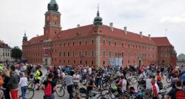 Warszawska Masa Krytyczna - utrudnienia na drogach