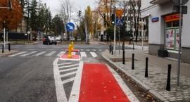 Ścieżka rowerowa na Kazimierzowskiej – od Rakowieckiej do Narbutta - oddana do użytku