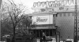 """Mokotowski 13 grudnia 1981 – kino """"Moskwa"""""""