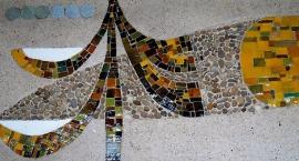 Nieznany los mozaiki przy ul. Puławskiej 51: jest zabytkiem czy nie jest?