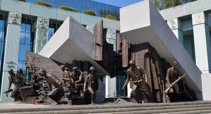 Felietony, rocznica Powstania Warszawskiego - zdjęcie, fotografia