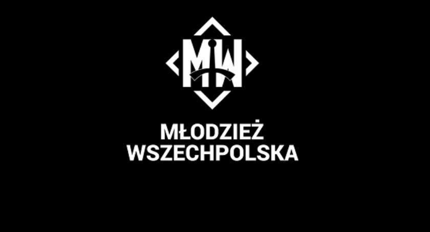 Ważne, Komunikat Młodzieży Wszechpolskiej sprawie incydentu Radomiu - zdjęcie, fotografia