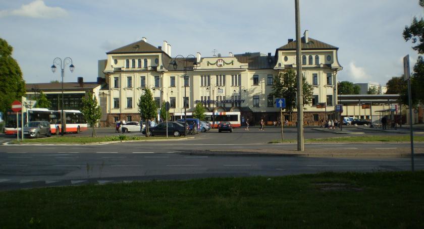 Felietony, Radomskie wędrówki historią Miasto żelaznej drodze - zdjęcie, fotografia