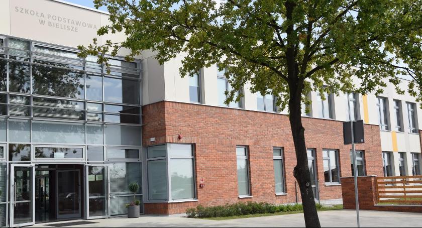 Powiat Radomski, Szkoła Bielisze jedną najnowocześniejszych powiecie [FOTO] - zdjęcie, fotografia