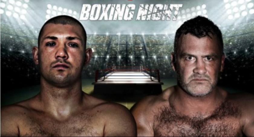 Sport - Inne, boksu sobotę Bilety dostępne kasach MOSiR - zdjęcie, fotografia