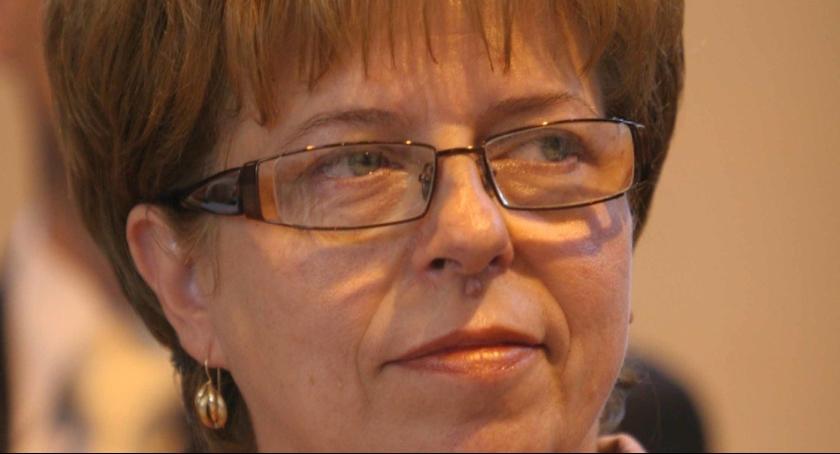 Wywiad, potrzebę działania społeczno politycznego wywiad Lucyną Wiśniewską dyrektor Radom - zdjęcie, fotografia
