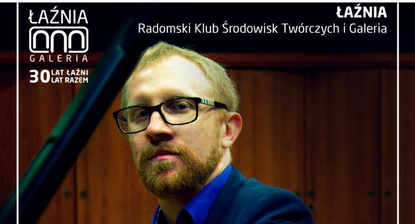 Koncerty, Koncert fortepianowy Andrzeja Ślązaka - zdjęcie, fotografia