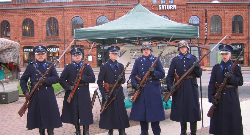 Felietony, Radomianie świętowali niepodległość Łodzi - zdjęcie, fotografia