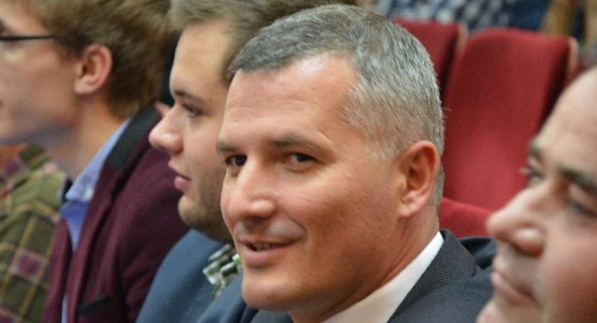 Ważne, Rafał Rajkowski szefem radomskiej Platformy Obywatelskiej - zdjęcie, fotografia