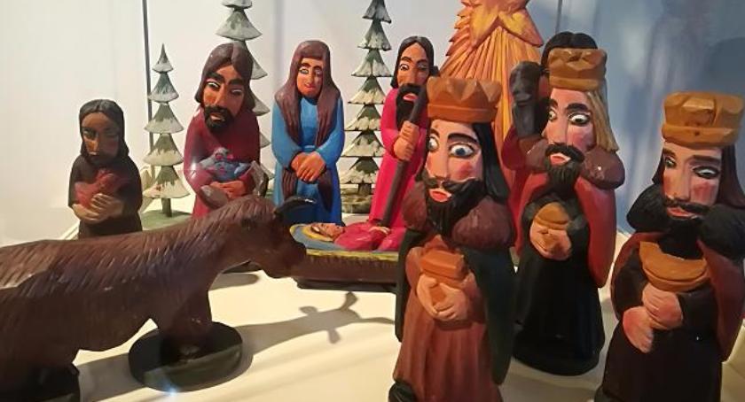 Wystawy, Wystawa szopek bożonarodzeniowych Muzeum Jacka Malczewskiego Radomiu - zdjęcie, fotografia