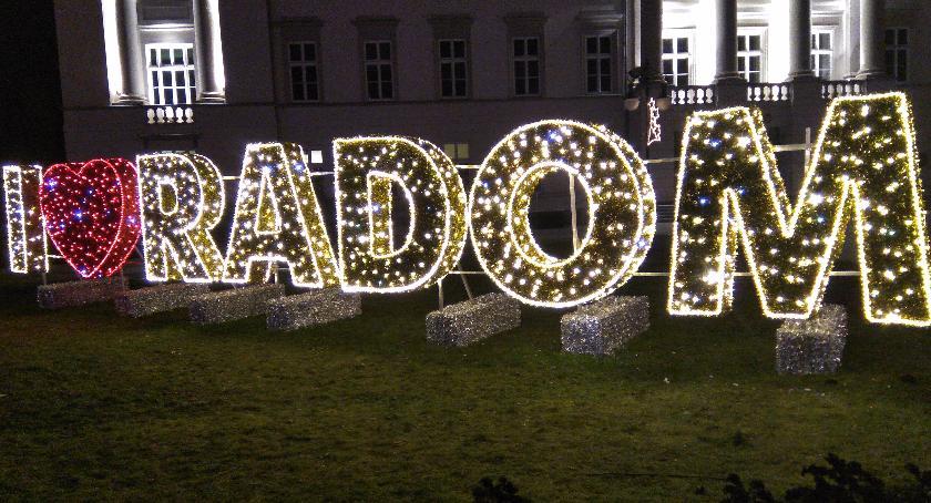Wydarzenia, naszym mieście rozbłysła świąteczna iluminacja! [FOTO] - zdjęcie, fotografia