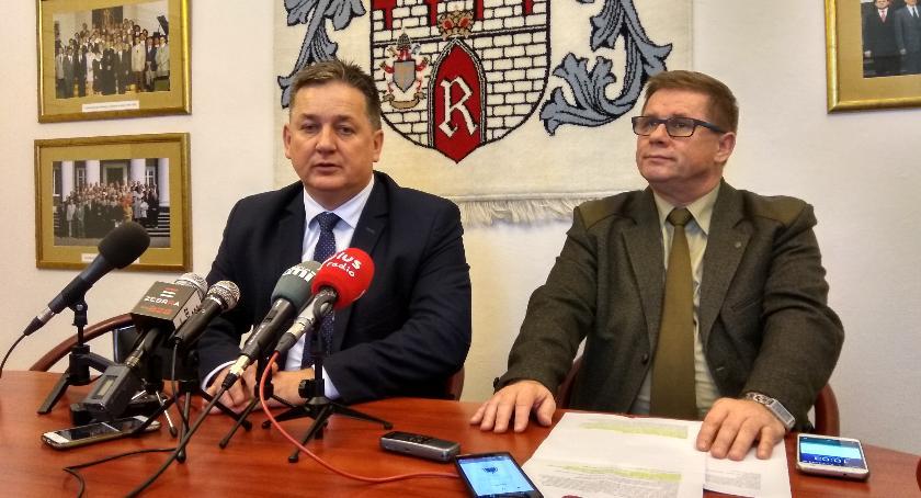 Ważne, Radni Budowa drogi krajowej początku była lekceważona przez Platformę Obywatelską - zdjęcie, fotografia