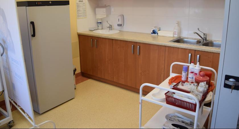 Służba zdrowia, Poradnia Skórno Wenerologiczna Radomskiego Szpitala Specjalistycznego odnowiona [FOTO] - zdjęcie, fotografia