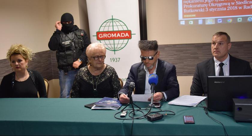 Informacje z Radomia i okolic , Rutkowski Samobójstwo Mariana Wąsika mogło spowodowane fałszywymi oskarżeniami wobec - zdjęcie, fotografia