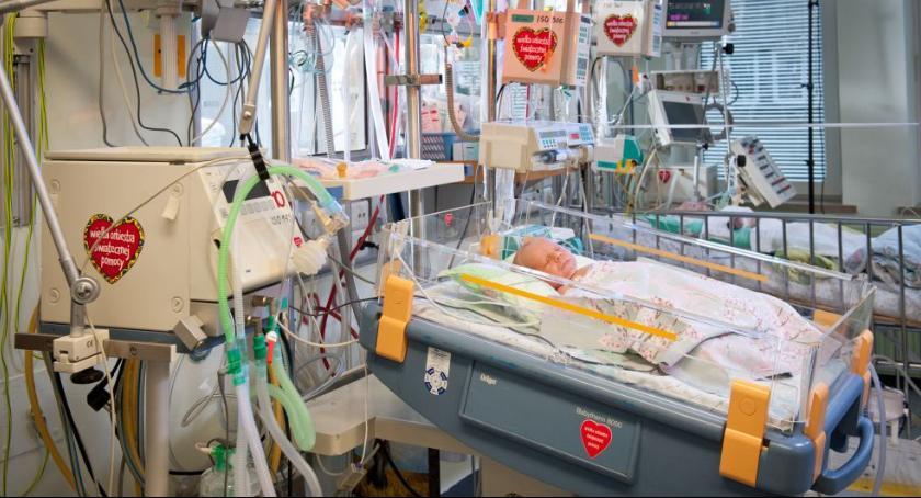 Służba zdrowia, Sprzęt zbiórek WOŚP trafia także radomskiego szpitala - zdjęcie, fotografia