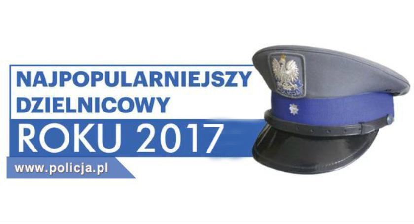 Policja Radom, Rusza konkurs Najpopularniejszego Dzielnicowego - zdjęcie, fotografia