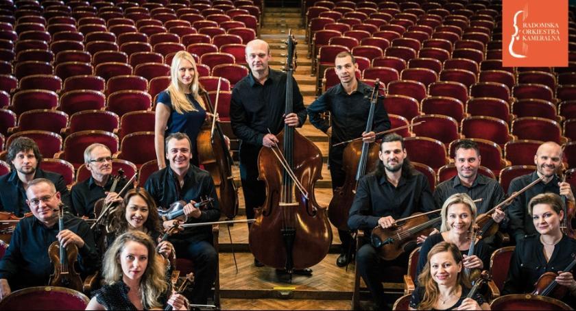 Koncerty, Romantyczny styczeń Radomskiej Orkiestry Kameralnej - zdjęcie, fotografia