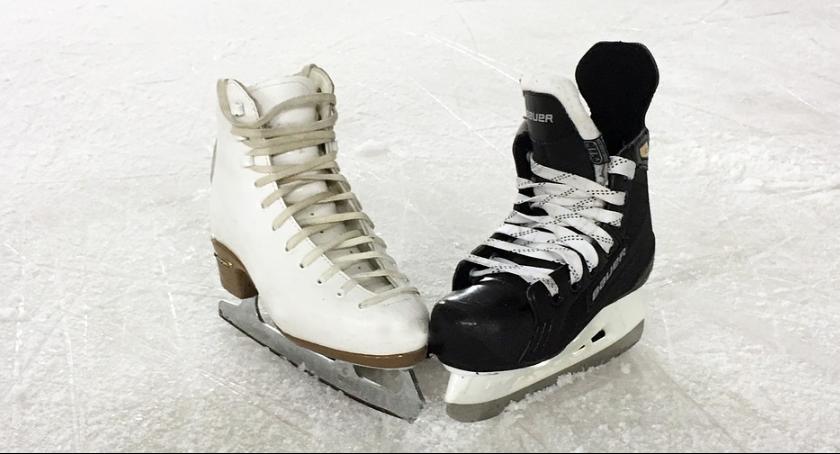 Sport - Inne, Kolejne lodowisko otwarte Radomiu - zdjęcie, fotografia