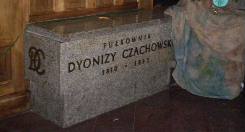 Felietony, Radomskie wędrówki historią Poprowadzi Czachowski - zdjęcie, fotografia