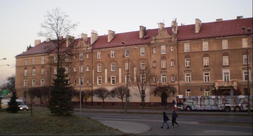 Felietony, Radomskie wędrówki historią Mieszkanie - zdjęcie, fotografia