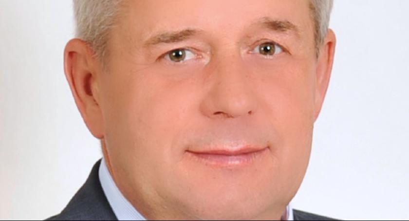 Wywiad, Duże zmiany skaryszewskich Wstępach szczegółach opowiada burmistrz Skaryszewa Ireneusz Kumięga - zdjęcie, fotografia