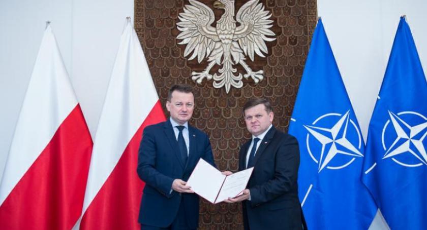 Ważne, Wojciech Skurkiewicz sekretarzem stanu - zdjęcie, fotografia