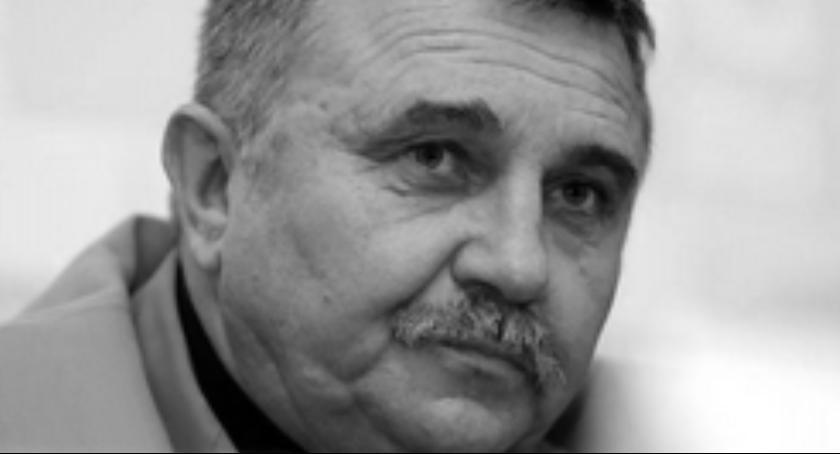 Informacje z Radomia i okolic , Zmarł Waldemar Rajca - zdjęcie, fotografia