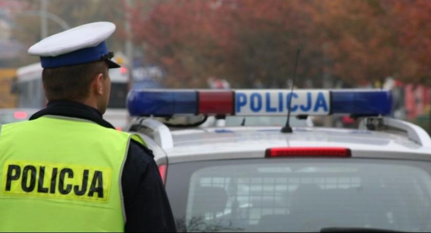 """Policja Radom, Dziś działania """"Trzeźwość przewozie osób"""" - zdjęcie, fotografia"""