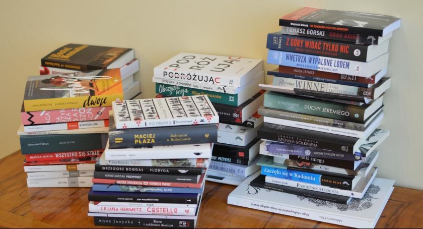 Książki, Ponad siedemdziesiąt kandydatur Nagrody Gombrowicza - zdjęcie, fotografia