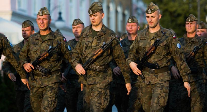 Informacje z Radomia i okolic , Rozpoczęła kwalifikacja wojskowa - zdjęcie, fotografia