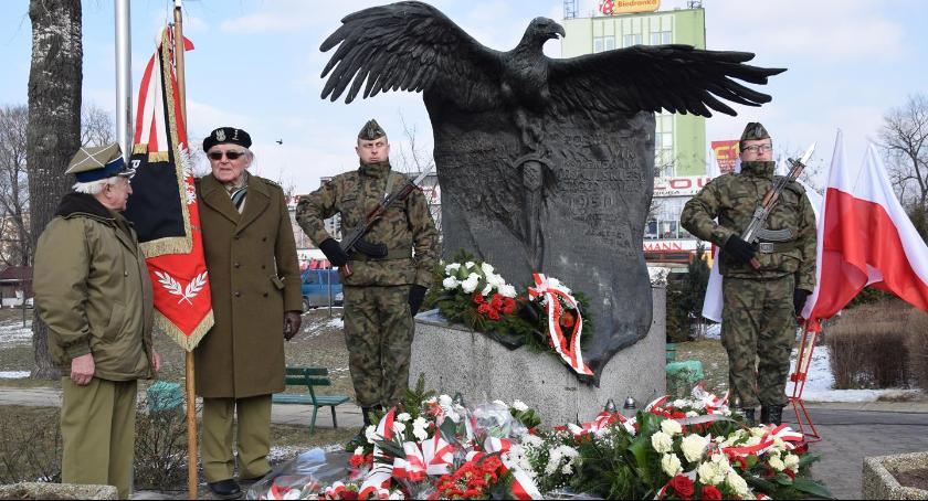 Wydarzenia, Radomiu uczczono pamięć Żołnierzy Wyklętych [FOTO] - zdjęcie, fotografia