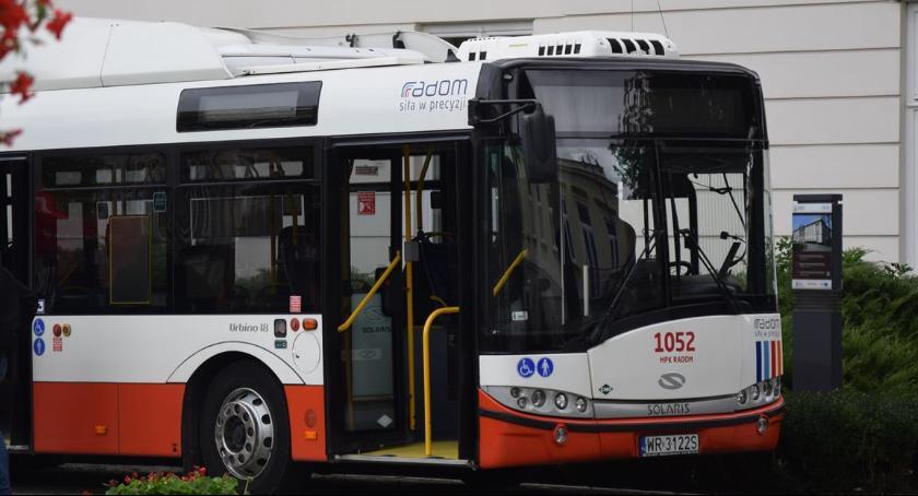 Komunikacja Miejska , Utrudnienia objazdy autobusów podczas Biegu Kazików [MAPA] - zdjęcie, fotografia