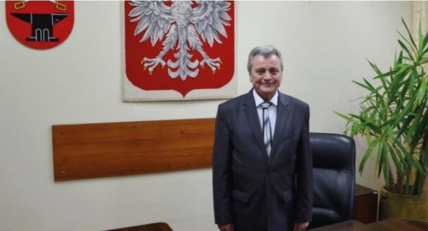 Wywiad, Rozmowa Wójtem Gminy Kowala Tadeuszem Osińskim - zdjęcie, fotografia