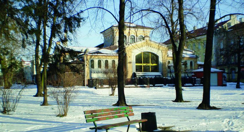 Felietony, Radomskie Wędrówki historią Świątynie handlu - zdjęcie, fotografia