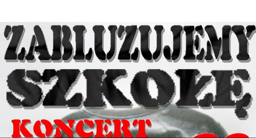 """Koncerty, """"Zabluzujemy szkołę!"""" Koncert Zespole Szkół Muzycznych - zdjęcie, fotografia"""
