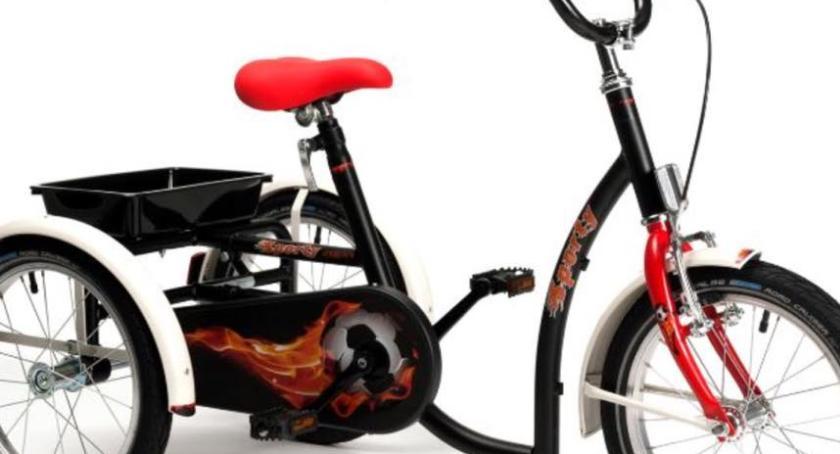 Informacje z Radomia i okolic , Skradziono rowery jeden specjalistycznym rowerem rehabilitacyjnym - zdjęcie, fotografia