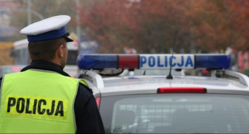 Policja Radom, Kaskadowy pomiar prędkości drogach Mazowsza - zdjęcie, fotografia