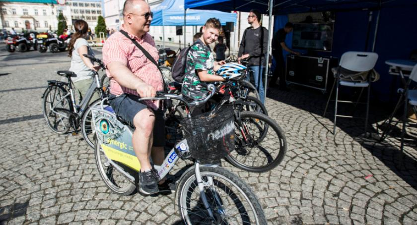 Informacje z Radomia i okolic , Rowerzyści zainaugurowali sezon - zdjęcie, fotografia